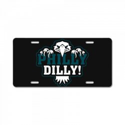 Philly Dilly License Plate | Artistshot