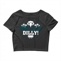 Philly Dilly Crop Top | Artistshot