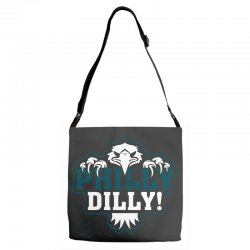 Philly Dilly Adjustable Strap Totes | Artistshot
