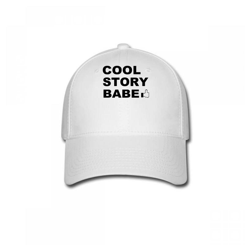 3bfd84e21d88f cool story bro t shirt small funny awesome meme nerdy geeky humor frat Baseball  Cap