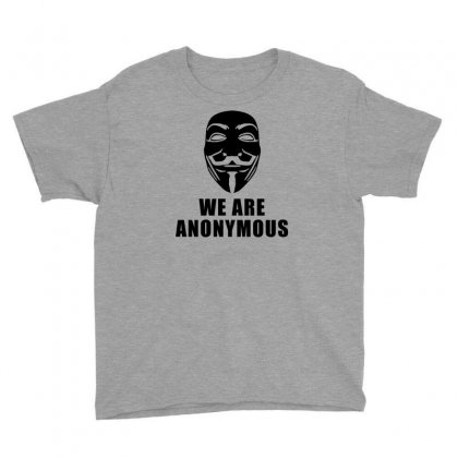 We Are Anonymous Tshirt Pipa Sopa Acta V For Vendetta Hacker's T Shirt Youth Tee Designed By Ysuryantini21