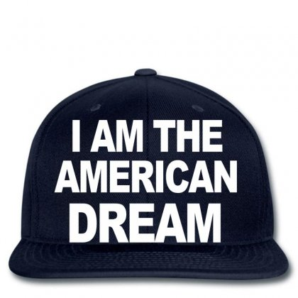 I Am The American Dream Funny Shirt Wire The Omar Snapback Designed By Ysuryantini21