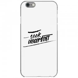 yes theory seek discomfort iPhone 6/6s Case | Artistshot
