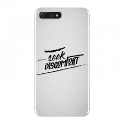 yes theory seek discomfort iPhone 7 Plus Case | Artistshot