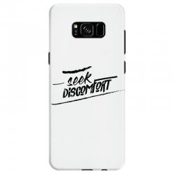 yes theory seek discomfort Samsung Galaxy S8 Case | Artistshot