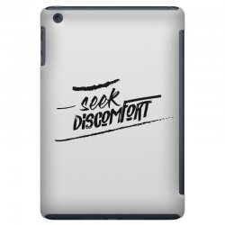 yes theory seek discomfort iPad Mini Case | Artistshot