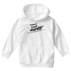 yes theory seek discomfort Youth Hoodie | Artistshot