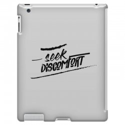 yes theory seek discomfort iPad 3 and 4 Case | Artistshot