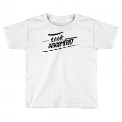 yes theory seek discomfort Toddler T-shirt | Artistshot