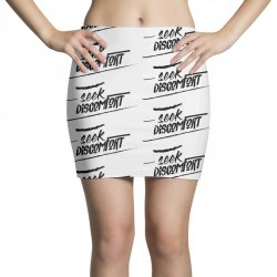 yes theory seek discomfort Mini Skirts | Artistshot