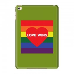 Love Wins iPad Mini 4 Case | Artistshot