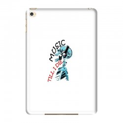 music till i die iPad Mini 4 Case | Artistshot
