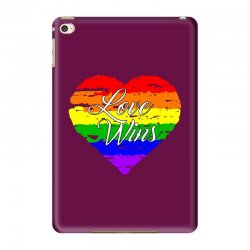 Love Wins One Pulse Orlando Strong iPad Mini 4 Case | Artistshot