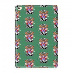 funny gym sloth the goonies fitness t shirt vectorized iPad Mini 4 Case | Artistshot