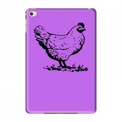 funny chiken iPad Mini 4 Case | Artistshot