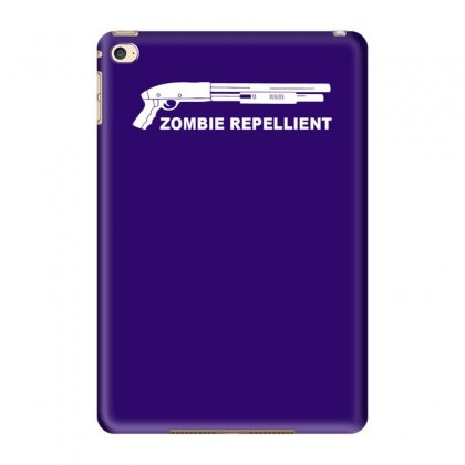 Zombie Repllent Ipad Mini 4 Case Designed By Tonyhaddearts