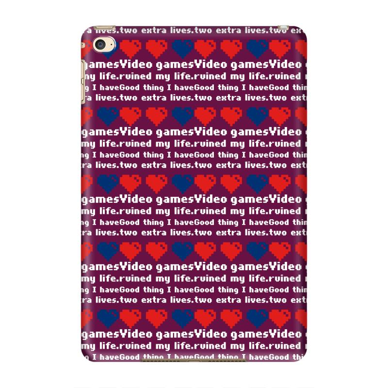 Video Games Ruined My Life Ipad Mini 4 Case  By Artistshot