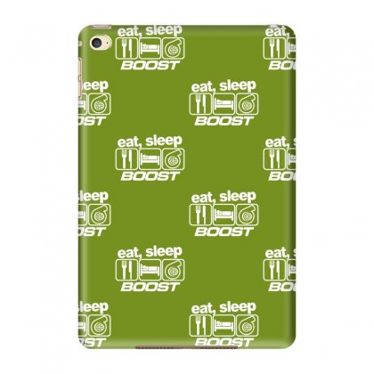 Eat Sleep Boost Ipad Mini 4 Case Designed By Tonyhaddearts