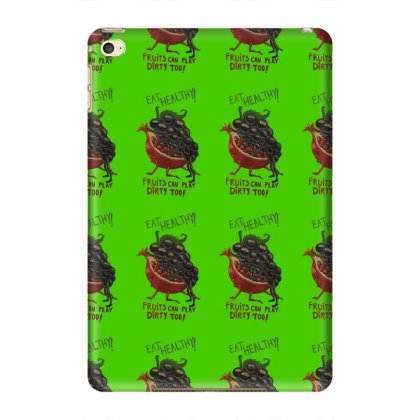 Eat Fruits Ipad Mini 4 Case Designed By Tonyhaddearts