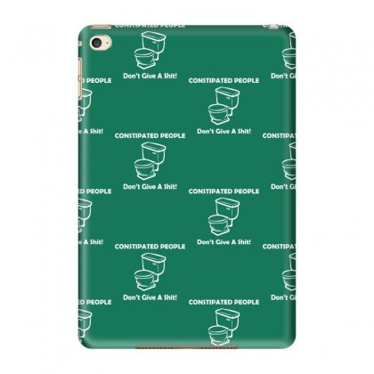 Constipated People Ipad Mini 4 Case Designed By Tonyhaddearts