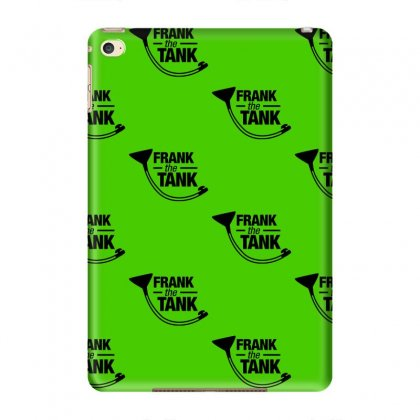 Frank The Tank Ipad Mini 4 Case Designed By Tonyhaddearts