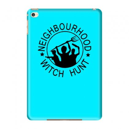 Neighbourhood Witch Hunt Ipad Mini 4 Case Designed By Tonyhaddearts