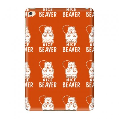 Nice Beaver Ipad Mini 4 Case Designed By Tonyhaddearts