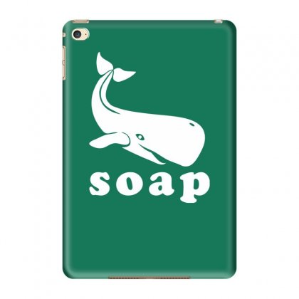 Soap Ipad Mini 4 Case Designed By Tonyhaddearts