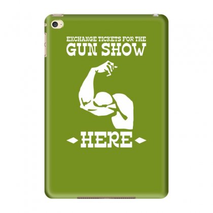 The Gun Show Ipad Mini 4 Case Designed By Tonyhaddearts