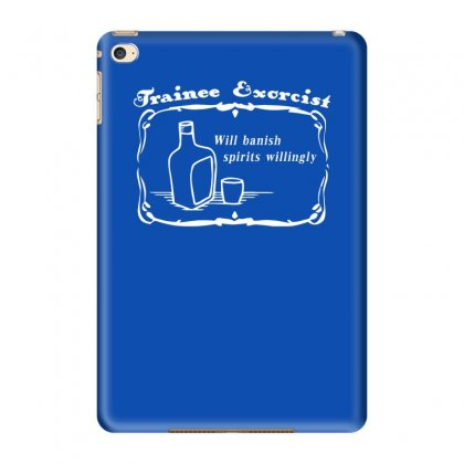 Trainee Exorcist Ipad Mini 4 Case Designed By Tonyhaddearts