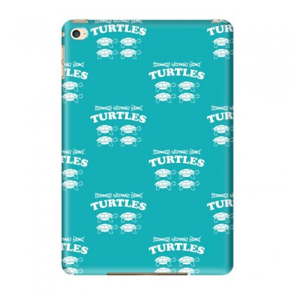Turtles Heroes Ipad Mini 4 Case Designed By Tonyhaddearts