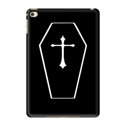 Goth Coffin Gothic Alternative Horror Ipad Mini 4 Case Designed By Tonyhaddearts