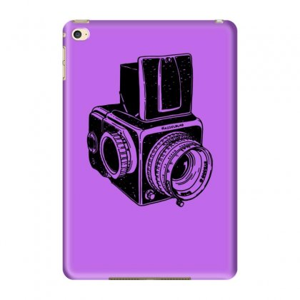 Hasselblad Vintage Camera Ipad Mini 4 Case Designed By Tonyhaddearts