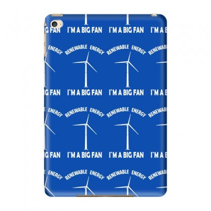 Renewable Energy Ipad Mini 4 Case Designed By Tonyhaddearts