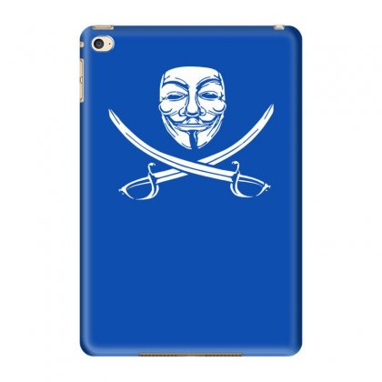 Mask Of Modern Mutiny Ipad Mini 4 Case Designed By Tonyhaddearts