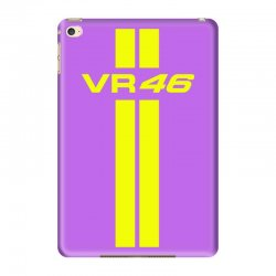 Valentino Rossi Stripes iPad Mini 4 Case | Artistshot