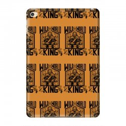 Wild World King iPad Mini 4 Case | Artistshot