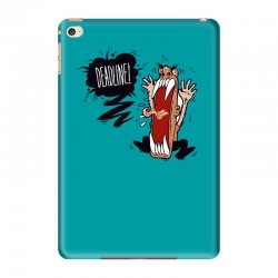 Angry Boss Screaming Deadline iPad Mini 4 Case | Artistshot