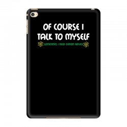 geek expert advice   science   physics   nerd t shirt iPad Mini 4 Case | Artistshot