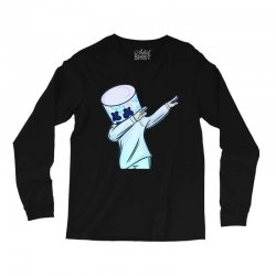 DABBING MARSHMELLO Long Sleeve Shirts | Artistshot