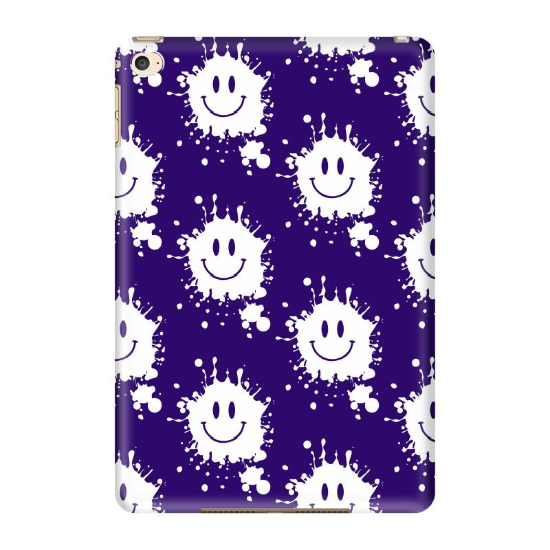 Mud Splatter Smiley Face Smile Forrest Gump Movie Ipad Mini 4 Case  By  Artistshot