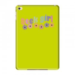 geek girl daisies iPad Mini 4 Case | Artistshot