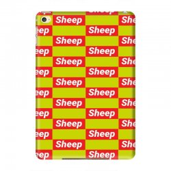 Sheep (iDubbbz Merch) Supreme iPad Mini 4 Case | Artistshot