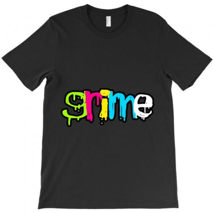 Grİme Musİc T-shirt Designed By Mdk Art