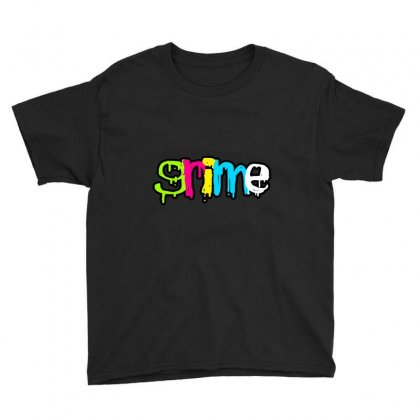 Grİme Musİc Youth Tee Designed By Mdk Art