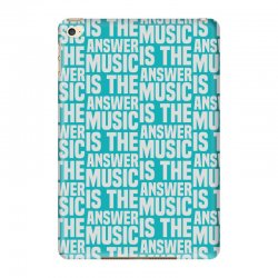 music is the answer iPad Mini 4 Case | Artistshot