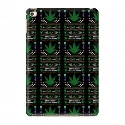 smoke weed ugly sweater iPad Mini 4 | Artistshot