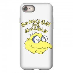 no one's gay for moleman iPhone 8 Case | Artistshot