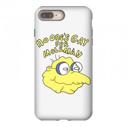no one's gay for moleman iPhone 8 Plus Case | Artistshot
