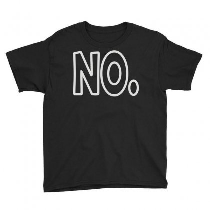 No Youth Tee Designed By Mir Art